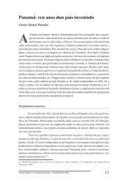 Panamá: cen anos dun país inventado - Igadi