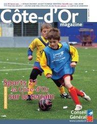 septembre 2010 au format PDF - Conseil Général de la Côte-d'Or
