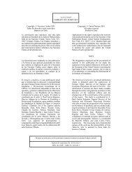 Anuario estadístico de América Latina y el ... - Biblioteca Hegoa