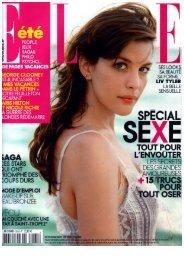 01-07-2008 Magazine ELLE - Nicolas Degennes