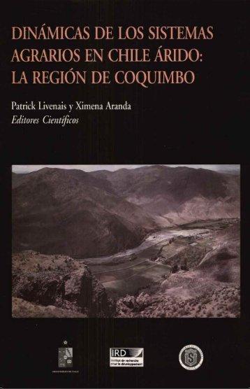 Dinamicas de los sistemas agrarios en Chile arido - Universidad de ...