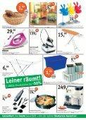 Mit exklusiven Leiner-Produkten garantiert gut schlafen! - Seite 7