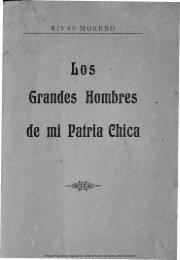 Los grandes hombres de mi patria chica - Universidad de Castilla ...
