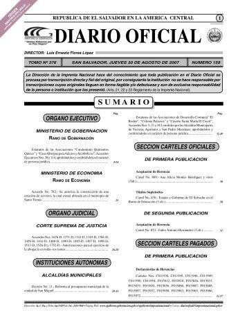 diario 30 agosto.indd - Biblioteca UTEC