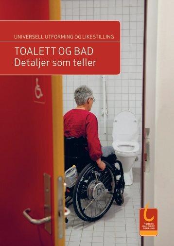 detaljer som teller toalett og bad - Drammen kommune