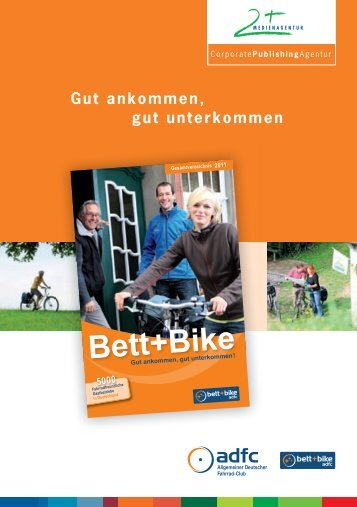 Bett+Bike - Zweiplus Medienagentur
