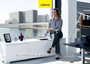 Guide JABRA des solutions EHS - Confortel - Boutique en Ligne