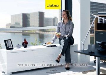 Guide JABRA des solutions EHS - Confortel - Boutique en Ligne