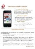 Conseils et Astuces iphone - Orange Mali - Page 5