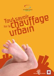 Tout savoir sur le chauffage urbain - La Semise