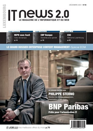 BNP Paribas - ITnation
