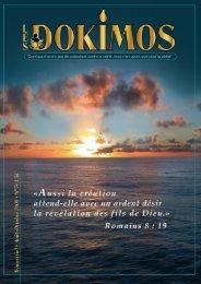 LES DOKMOS 2007, numéro 4 - La Trompette Sonne