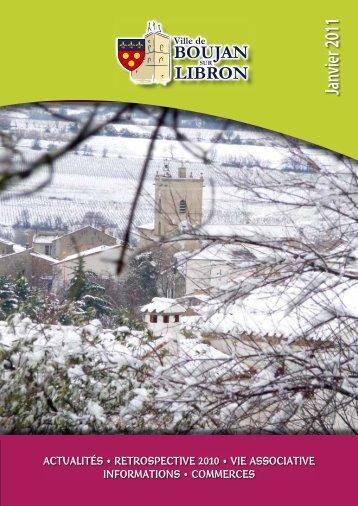Sommaire - Boujan-sur-Libron