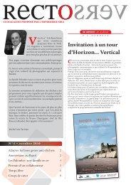 Télécharger le magazine N°4 octobre 2012 - Imprimerie Sira