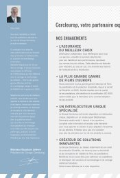 Catalogue du Groupe Cercleurop - Sobelpac