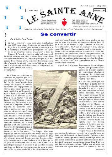 Bulletin du prieur de gastines le parvis n 54 la for Porte latine