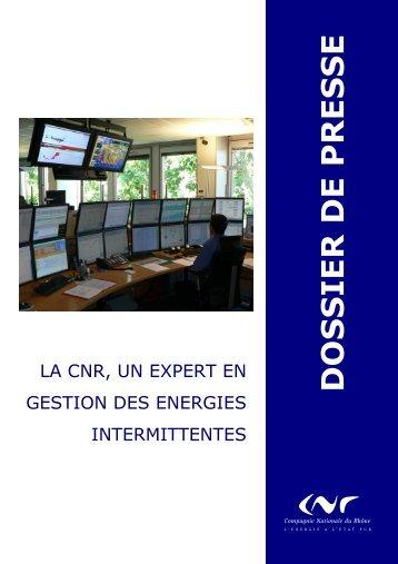 Version PDF - Compagnie Nationale du Rhône