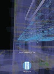 Plaquette institutionnelle - Oger International