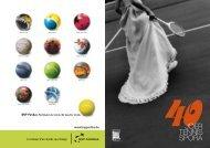 La banque d'un monde qui change - Tennis Spora