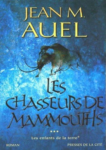 Auel,Jean M. - Index of