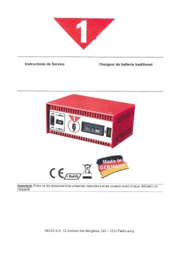 Booster one 700 pour batteries 12v norauto - Booster batterie norauto ...