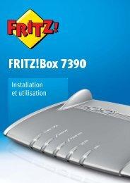 FRITZ!Box 7390 - AVM