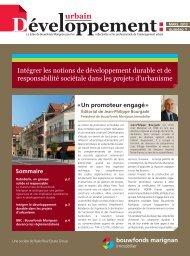 Télécharger le n° 1 - mars 2010 (Format PDF) - Bouwfonds ...