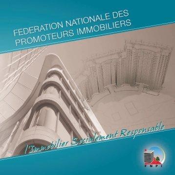 Télécharger la plaquette de la FNPI - federation nationale des ...