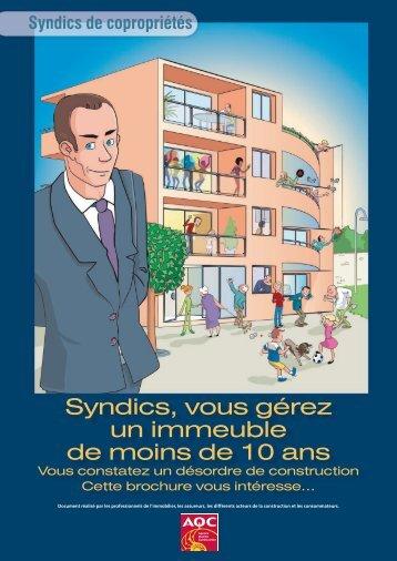 Plaquette PDF - Agence Qualité Construction