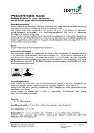Produktinformation: Uviwax - Krakow-Shop