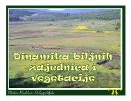 Dinamika biljnih zajednica