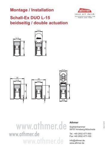 6 schall ex slide f for Athmer rundumdicht
