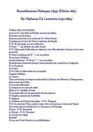 Recueillements Poétiques (1839) (Édition 1863) Par Alphonse De ...