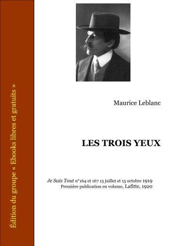 les trois yeux - Rennes-Le-Château ou l'histoire d'un grand Secret