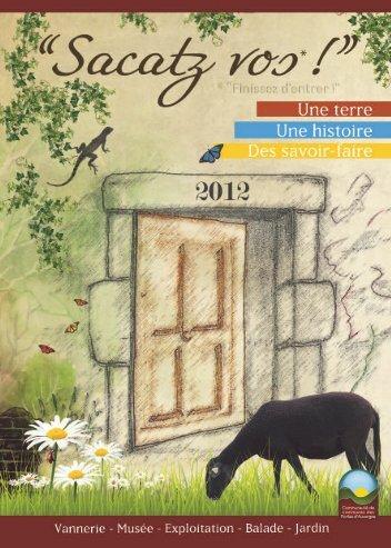 Sacatz Vos - Communauté de communes des Portes d'Auvergne