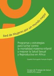 infantil y mejora de la salud sexual - Red ACTIVAS
