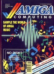 Amiga Computing - Commodore Is Awesome