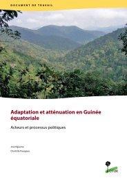 adaptation et atténuation en Guinée équatoriale - Center for ...