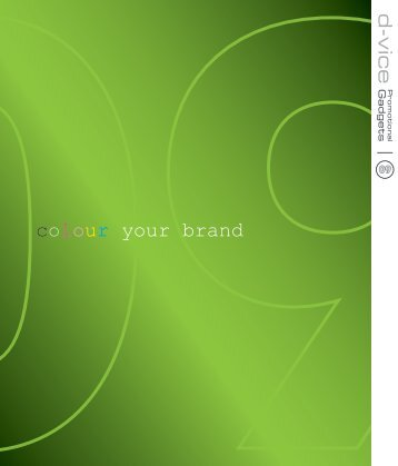 colour your brand