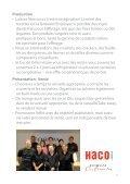 Préparation - Haco AG - Page 7