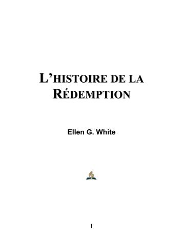 L'HISTOIRE DE LA RÉDEMPTION - Le site de Richard Lemay