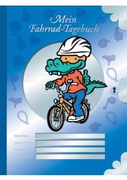 Fahrradtagebuch - Hamburger Bildungsserver