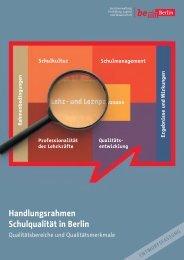 Handlungsrahmen schulqualität in Berlin - Bildungsserver Berlin ...
