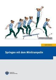 Springen mit dem Minitrampolin - ABA Fachverband Offene Arbeit ...