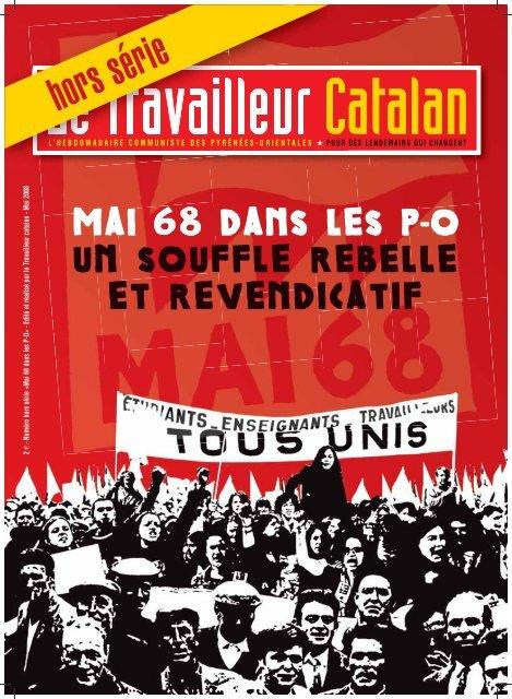 Mai 68 - Le Travailleur Catalan