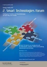 2. Smart Technologies Forum