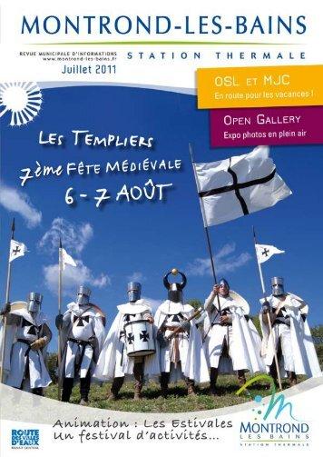 Juillet 2011 - Montrond-les-Bains