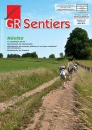 télécharger le numéro 191 de GR Sentiers ici - Les Sentiers de ...