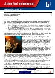 Newsletter 08/2012 Personalorganisation und Formulare für ...