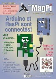 MagPi 7 français - Framboise 314, le Raspberry Pi à la sauce ...